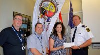 The Timmins Police Service recently presented a donation to the National Aboriginal Day Committee – Timmins in preparation of National Aboriginal Day, set for Wednesday, […]