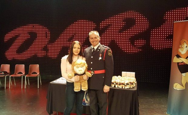 Timmins Police coop student Alexya Racicot of Ecole Secondaire Catholique Theriault will represent the Timmins Police Service, the City of Timmins, her school, and Canada […]