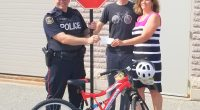 Earlier this year the Timmins Police Service was the recipient of donated funds earmarked for community safety and promotional initiatives. The Timmins Cycling Club made […]