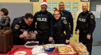 The Timmins Police Service hosted a Christmas luncheon at Centennial School this past Friday.to celebrate the festive season. The platoon du jour acted as food […]
