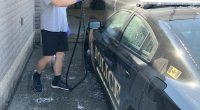 Eric Kaija, a Special Olympian of Timmins and a car detailing expert continues to work hard at making Timmins Police cruisers look their very best. […]