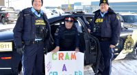 Auxiliary officers from the Timmins Police Service and the Ontario Provincial Police are joining forces for the first ever Cram-A-Cruiser event in Timmins. The food […]