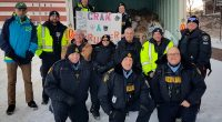 Auxiliary officers from the Timmins Police Service and Ontario Provincial Police braved the cold temperatures on Saturday to collect food items for four local charities. […]
