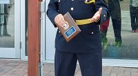 It was a bittersweet day at the Timmins Police Service as officers bid farewell to their retiring force chaplain, Monsignor Pat Lafleur. His kind and […]