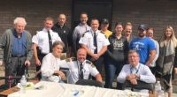 "The Timmins Police service and other Emergency Services organizations were invited to attend a ""Thank You"" BBQ hosted at Chateau Georgian on Cedar Street North on […]"