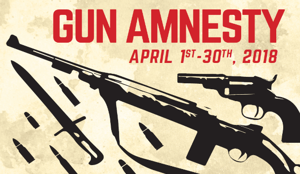 In partnership with the Ontario Provincial Police, the Timmins Police Service is holding a Gun Amnesty program during the month of April. The Gun Amnesty […]