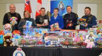 Today, Tuesday December 19, representatives from the Timmins Police Service, Nishnawbe-Aski Police Service, Northeast Harley Owners Group, and the Blue Knights Law Enforcement Motorcycle Club […]