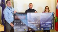 Today, February 5, 2018, the Timmins Police Service and Victim Services launched a new initiative designed to educate the public and raise awareness about human […]