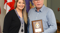 Timmins Police Service Senior Administration officers presented a retirement plaque to Special Constable Dan Hannah this morning acknowledging his individual dedication to duty and commitment […]