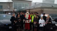 """The Timmins Police Service hosted the annual Festive RIDE Campaign Kickoff"""" for 2016 earlier today. TPS Traffic Section officers and TPS Administration were on hand […]"""