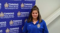 This year's Youth In Policing team is composed of a South Porcupine resident: Lauren DEACON. Lauren is a 16 year old student at Roland Michener […]