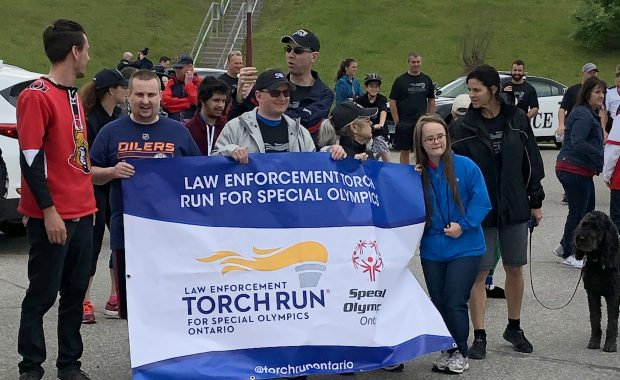 Under threatening skies, a significant number of Timmins Police Service officers and TPS Auxiliaries lent their support to local Special Olympians in terms of participating […]