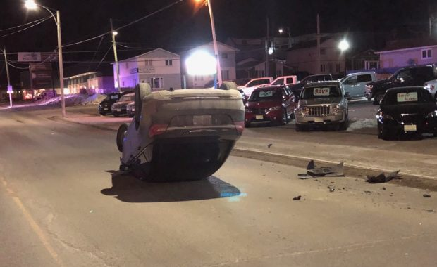 At approximately 1:30 a.m. the morning of April 4, 2018 police attended the scene of a motor vehicle collision at Algonquin Blvd. and Avenue Road. […]