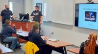 The Timmins Police Service was invited to attend Northern College today to address the Police Foundations students. Const. McGaghran responded to the invitation and provided […]