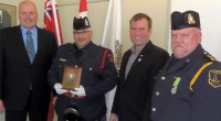 During the Timmins Police Services Board meeting of December 18, Timmins Police Pipes and Drums Pipe Sgt. Steve Meunier was recognized for a decade of […]
