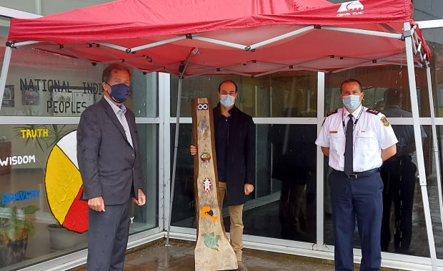 Despite Covid restrictions and inclement weather, the Timmins Police Service was pleased and honored to be the recipient of culturally significant artworkdonated by a local […]