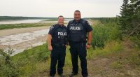Recently, Timmins Police Constables Tony Chilton and Nick Osborne visited the community of Peawanuk to speak to a group of students who will be attending […]