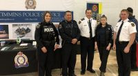 """The Timmins Police Service – Recruitment Section was on hand at today's """"Job Fair"""" at Northern College to seek out prospective recruits. Sgt Lorne Yee […]"""