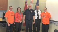 "In the spirit of inclusion, the Timmins Police Service celebrated ""Orange Shirt Day"" by participating in the community walk and the wearing of orange shirts […]"