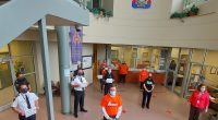 With Covid protocols being respected, the Timmins Police acknowledged that today, September 30th, is Orange Shirt Day Orange Shirt Day is an event, launched in […]
