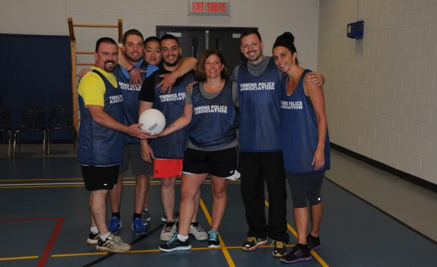 Recently, Timmins Police Service officers from platoon 2 participated in a charity volleyball game with other community organizations, organized by TPS and students from École […]