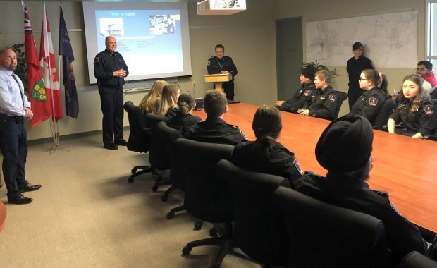 The Timmins Police Service hosted a tour of TPS facilities yesterday morning for Northern College Police Foundations students. Along with a walking tour, the students […]