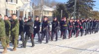A cold but bright morning allowed for RemembranceDay ceremonies to be held at the South Porcupine Royal Canadian Legion Hall with the Timmins Police Servicewell […]