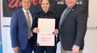 In keeping with her duties in the Community Policing Section, Const Caroline Rouillard has successfully completed her DARE training. Pictured with accredited DARE instructors and […]