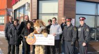 Members of the DARE program executive, Timmins Police Senior Administration, Tim Horton's franchisees, OPP officers and TPS DARE instructor gathered at the local Tim Horton's […]