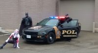 Local comic book heroes made special appearances today at the Timmins Police station, the Timmins Fire Department, the EMS station, and lastly at the Timmins […]