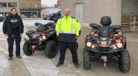 The Timmins Police Service has taken possession of two new ATV's to better respond to calls for service in remote areas within the city of […]