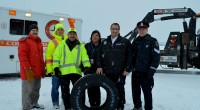 The Timmins Police Service was happy to facilitate the donation of six new all-terrain tires by GCR Tires & Service in Timmins to the Timmins […]