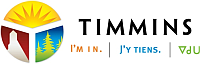 City of Timmins Branding Logo
