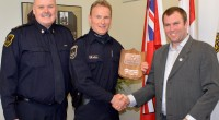 During the February 11, 2016 meeting of the Timmins Police Services Board, Timmins Police Traffic Sergeant Tom Chypyha was honoured with an award for receiving […]