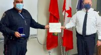 Const. Tony Chilton was presented with his 20 year pin commemorating dedicated service and good conduct. Tony began his policing career with the Timmins Police […]