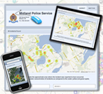 Crime Mapping Tool