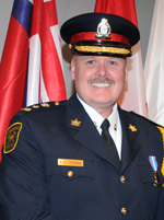 Police Chief John Gauthier