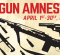 Police to hold Gun Amnesty during April